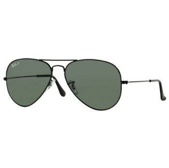 Ray-Ban RB 3025 (Aviator Large Metal with Polarized Lenses) Sunglasses